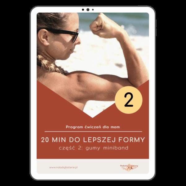 20 min do lepszej formy cz.2 - gumy miniband